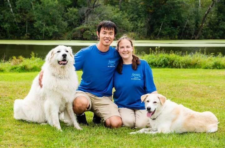 Owners of Animal Inn Pet Resort & Spa